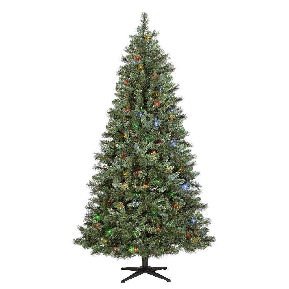 Philips 7ft Prelit Artificial Christmas Tree Douglas Fir