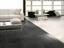 Deco Salon Carrelage Noir