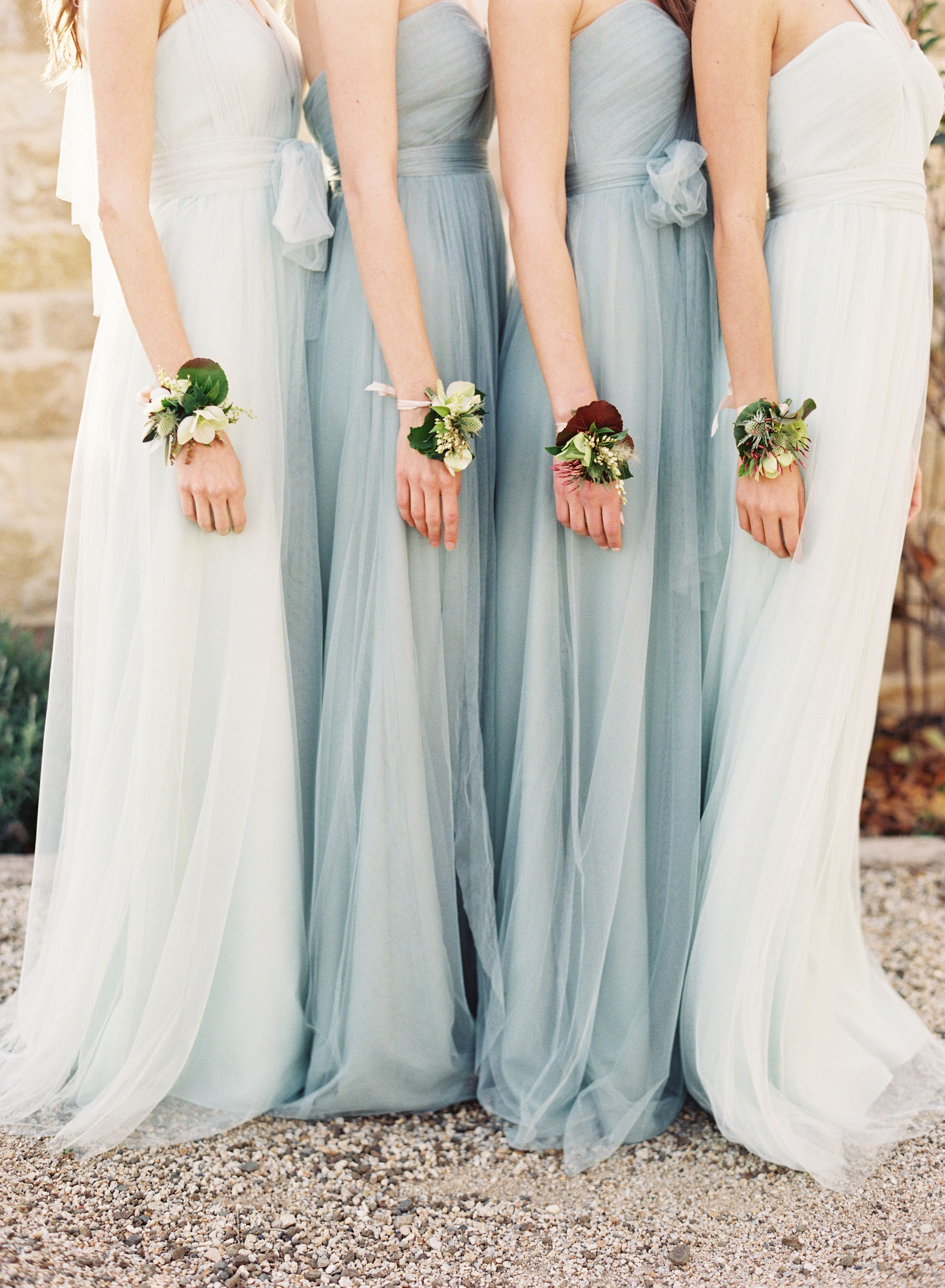 Annabelle convertible dresses in spearmint sea glass tulle by annabelle convertible dresses in spearmint sea glass tulle by jennyyoo photography bridesmaid ombrellifo Images