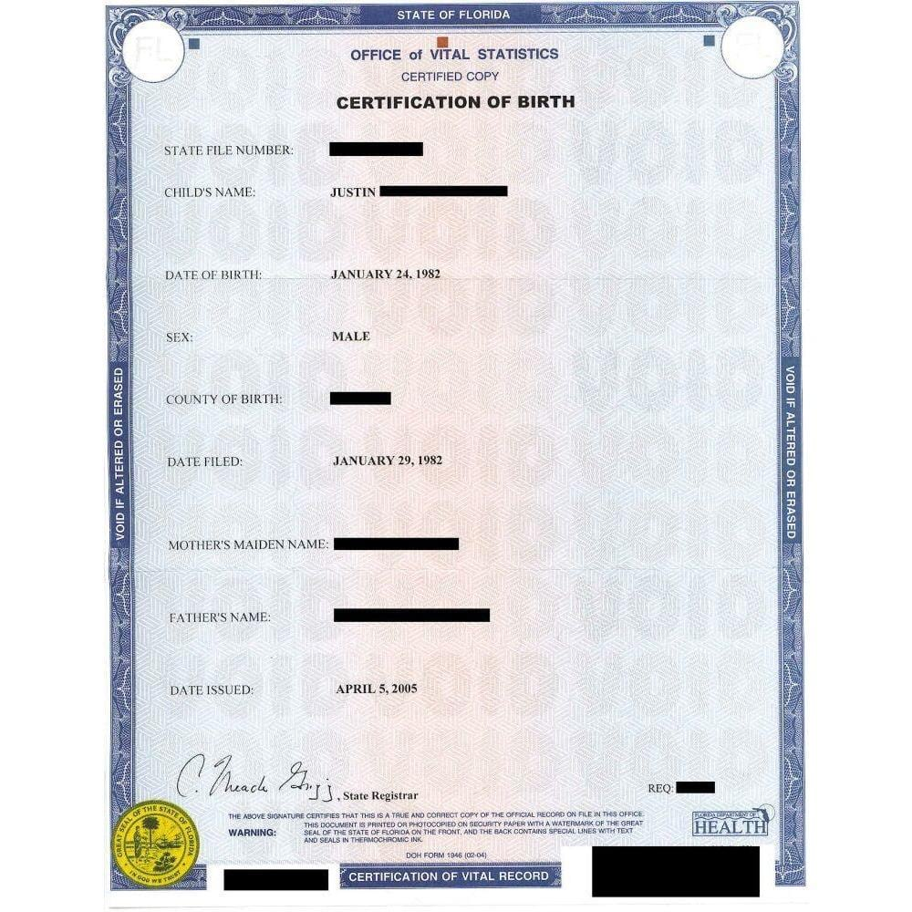 Spanish Birth Certificate: Translate Your Birth Certificate