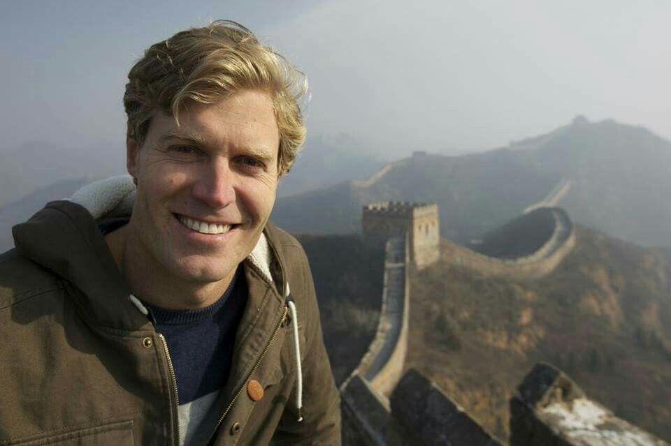 Chris in China
