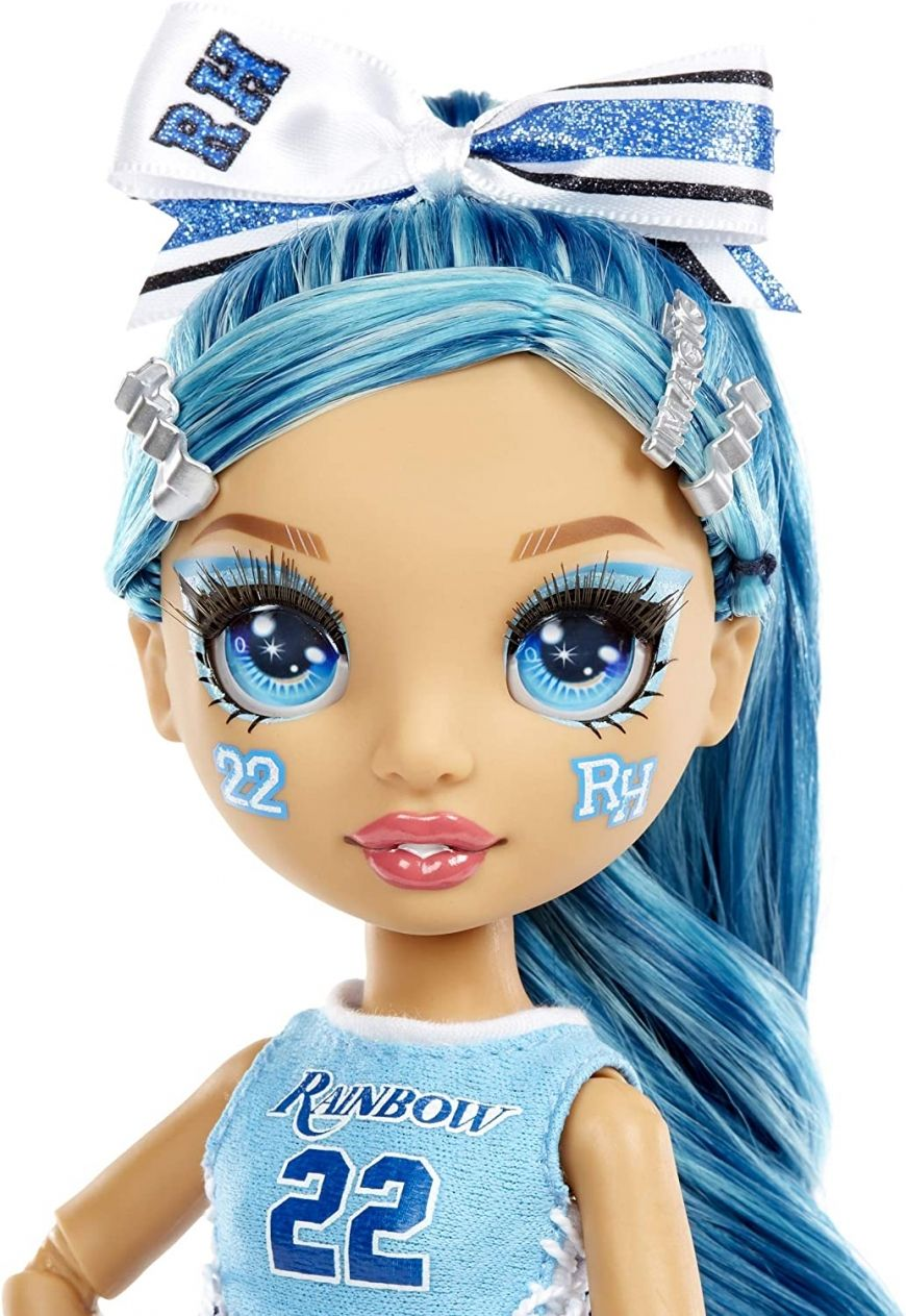 Rainbow High Cheer Dolls New Rainbow High Cheerleader Squad 2021 Doll Collection Youloveit Com Big Eyes Doll Fashion Dolls Bratz Doll Outfits