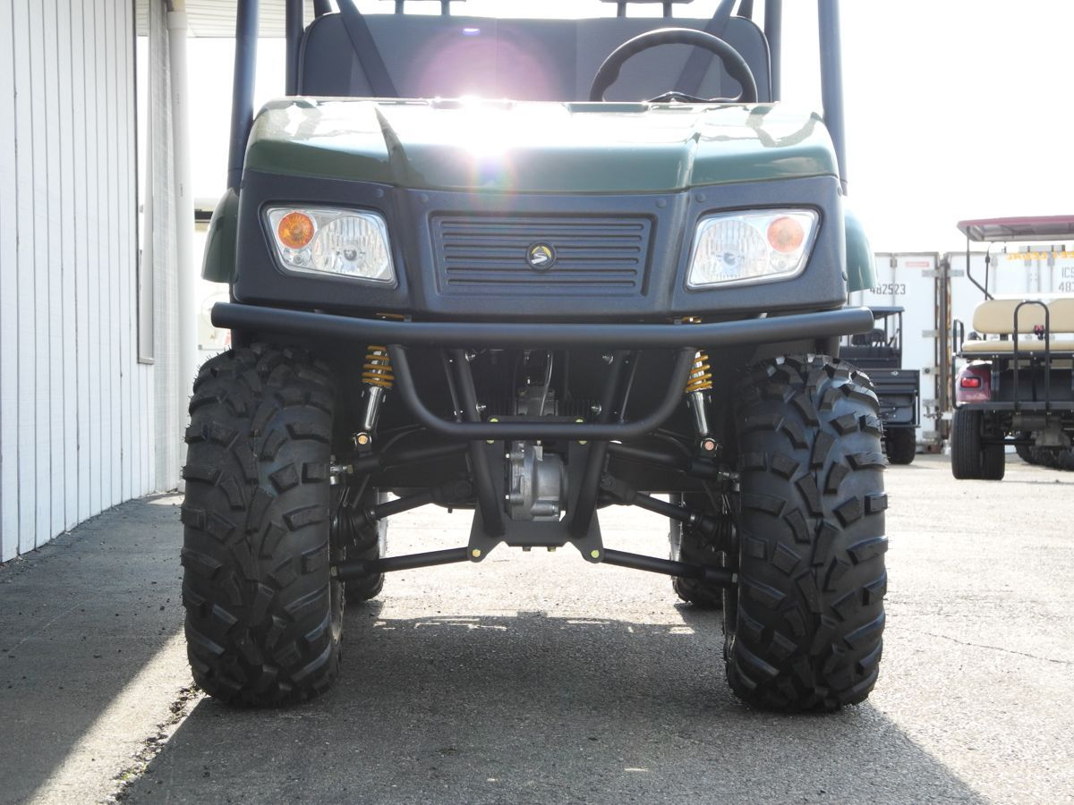 Now in stock! This new American SportWorks Landmaster LM500 4x4 side