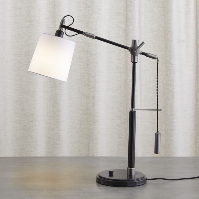 Sylvester adjustable table lamp products pinterest products sylvester adjustable table lamp aloadofball Images