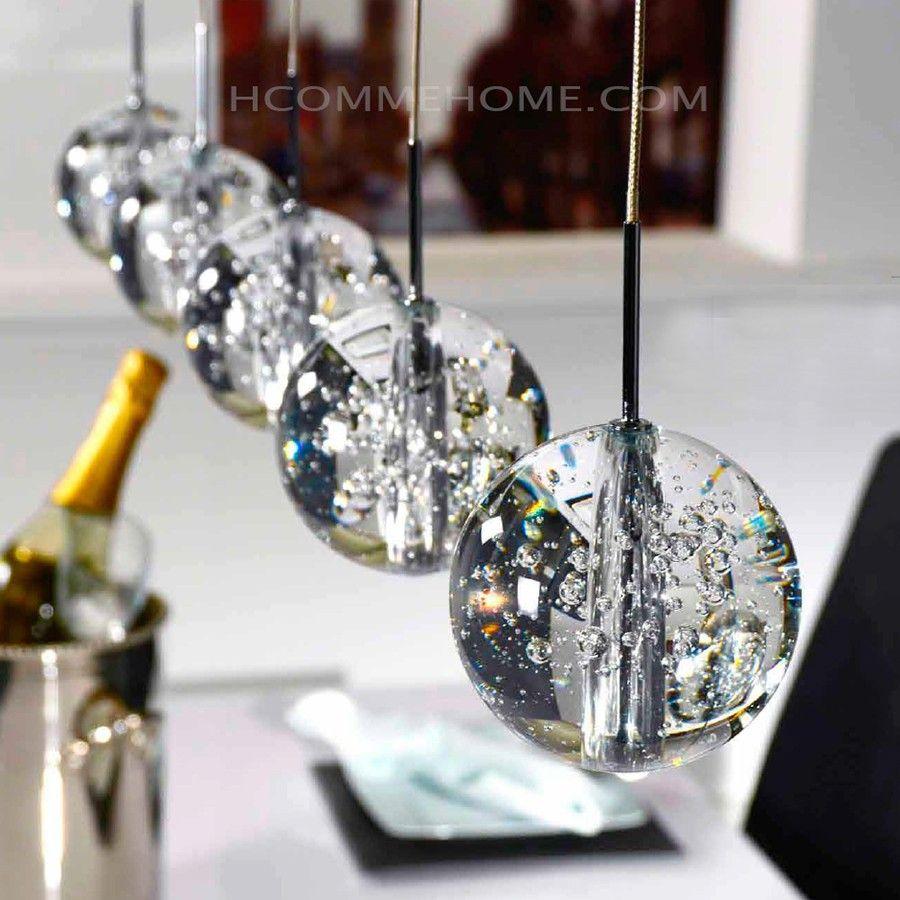 400 luminaire suspension design en verre galaxy. Black Bedroom Furniture Sets. Home Design Ideas