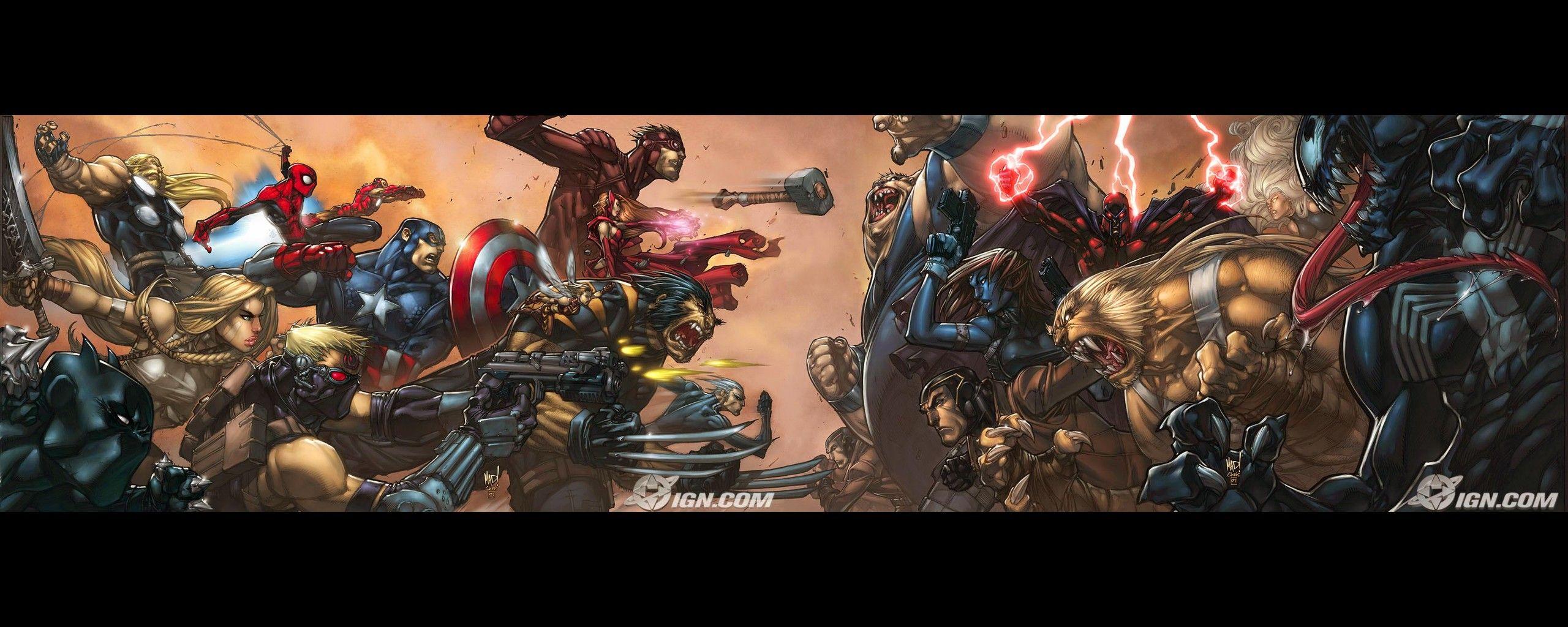 Venom Vs Wolverine Tattoo Dedbaccdefbafc