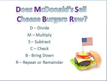 Mcdonalds homework help