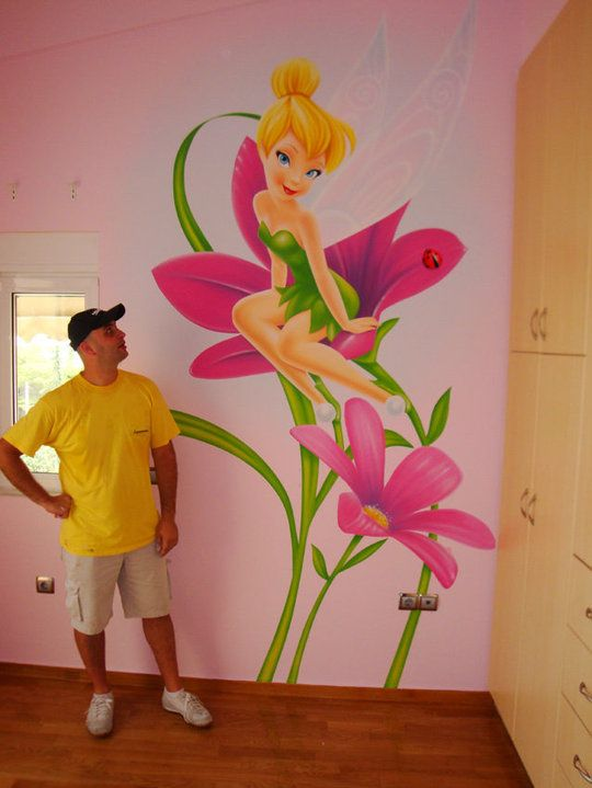 Tinkerbell room 1 for Tinkerbell fairy door