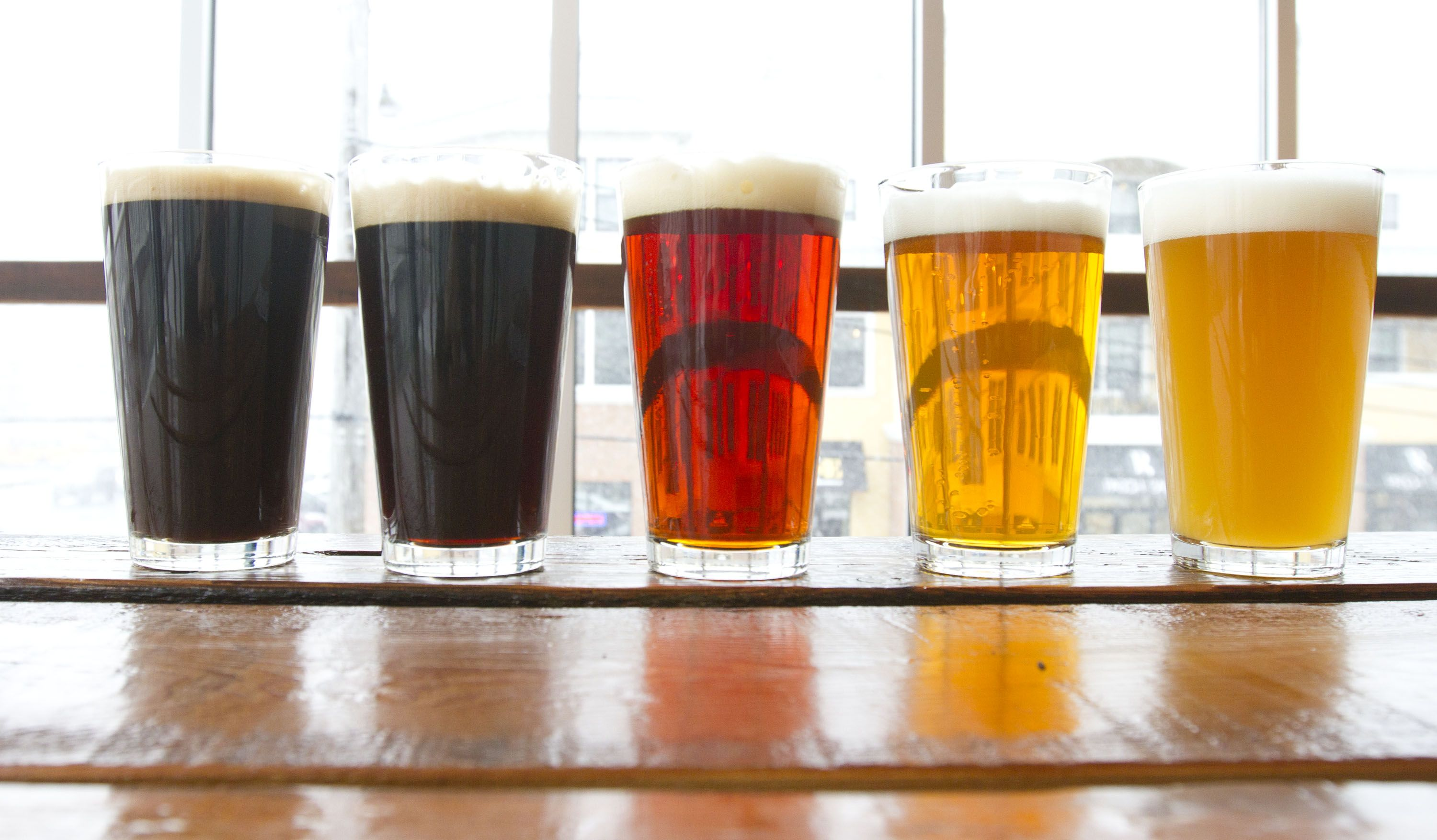 NJ beer 7 craft beers to try this fall at the Jersey
