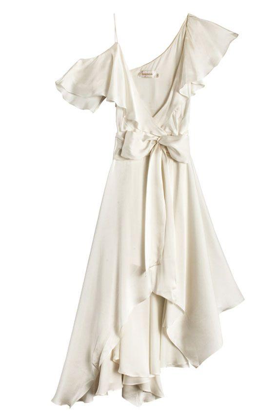 b7aa5f981eec Zimmermann Dresses - Pearl Sueded Wrap Dress