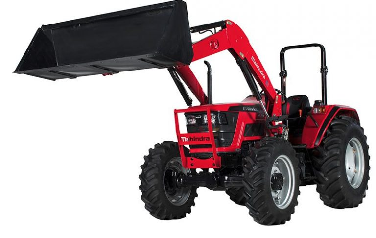 Mahindra 6075 Power Shuttle Tractor Specification