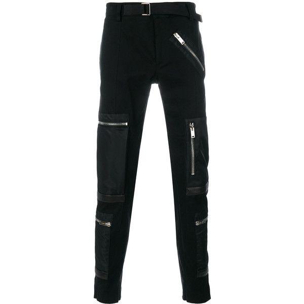 Cargo Trousers - Black Les Hommes 1jJSXXv