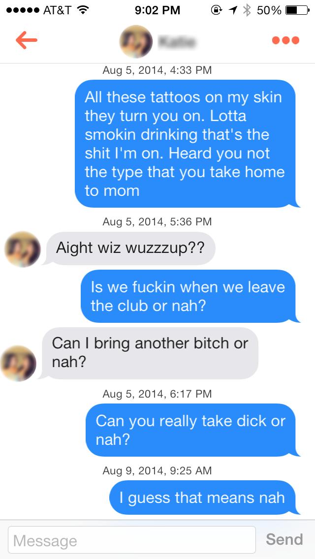 pick up line på dating sites