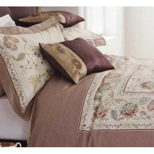 V&A Chintz Cushion This Range Of Bedlinen Has Been