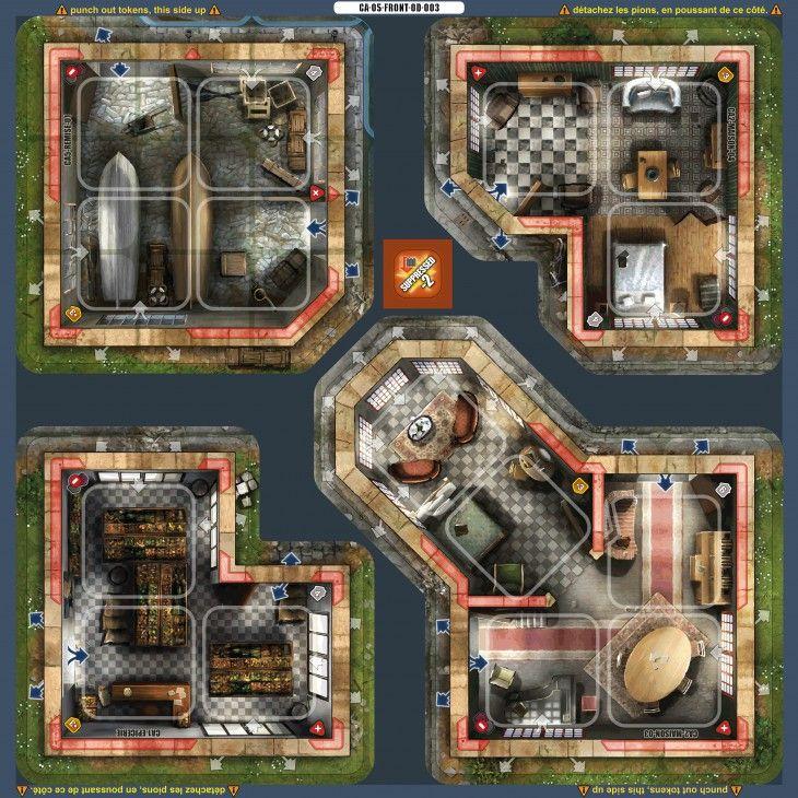 Scenario Pack Carentan ENG Scenarios, Pig games, Board