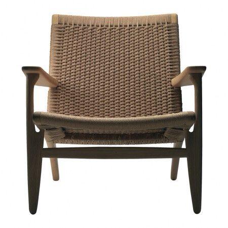 Fauteuil design confortable Carl hansen | WB 94-1 Remodel | Pinterest