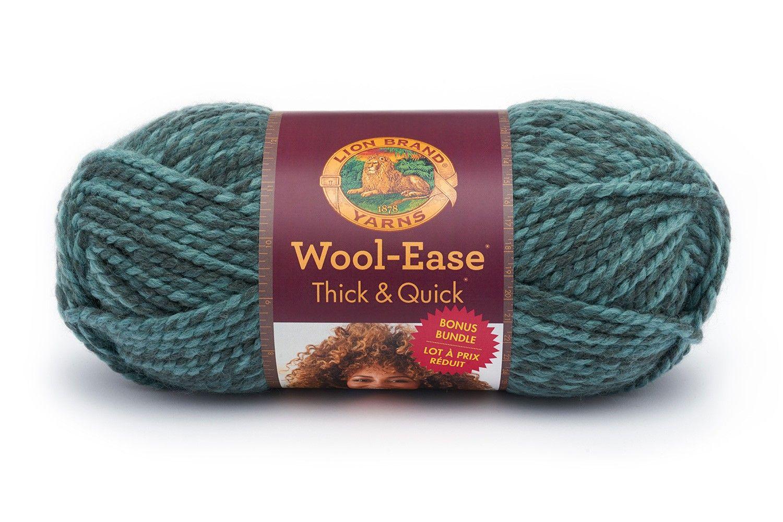 Wool-Ease® Thick & Quick® Yarn Bonus Bundle® Yarn