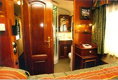 El Transcantabrico luxury train from the Luxury Train Club | by Train Chartering & Private Rail Cars