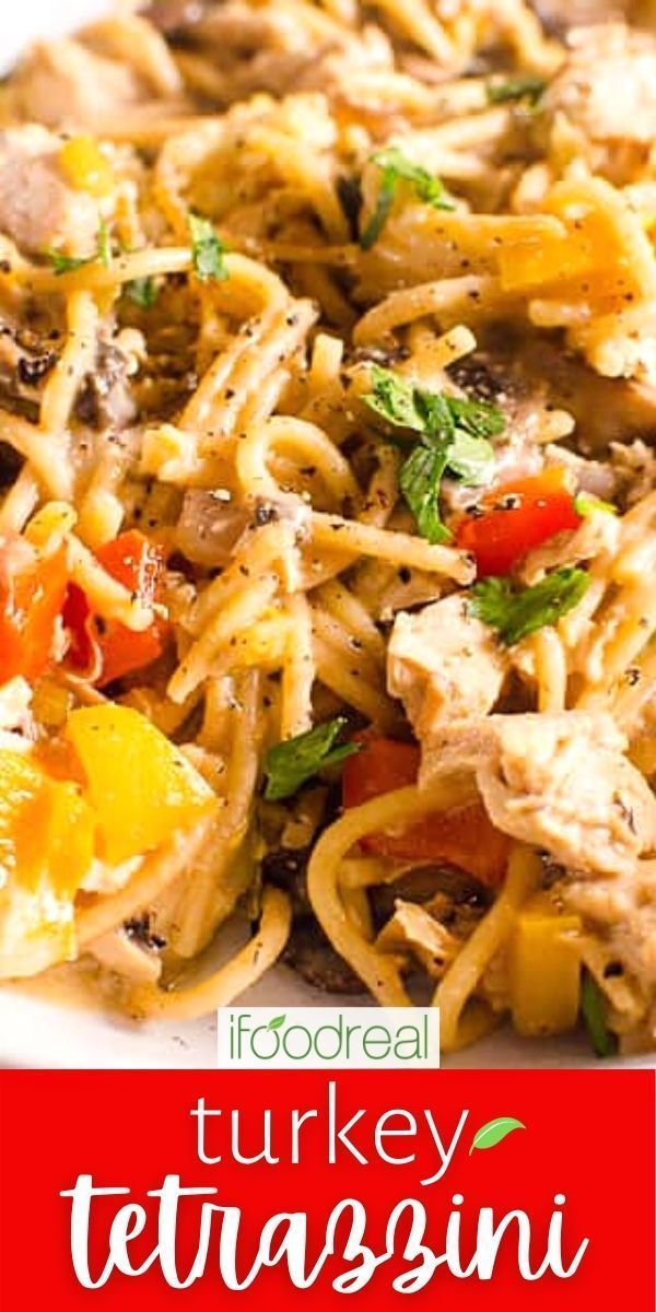 The Best Turkey Tetrazzini Recipe -   19 turkey tetrazzini recipe easy ideas