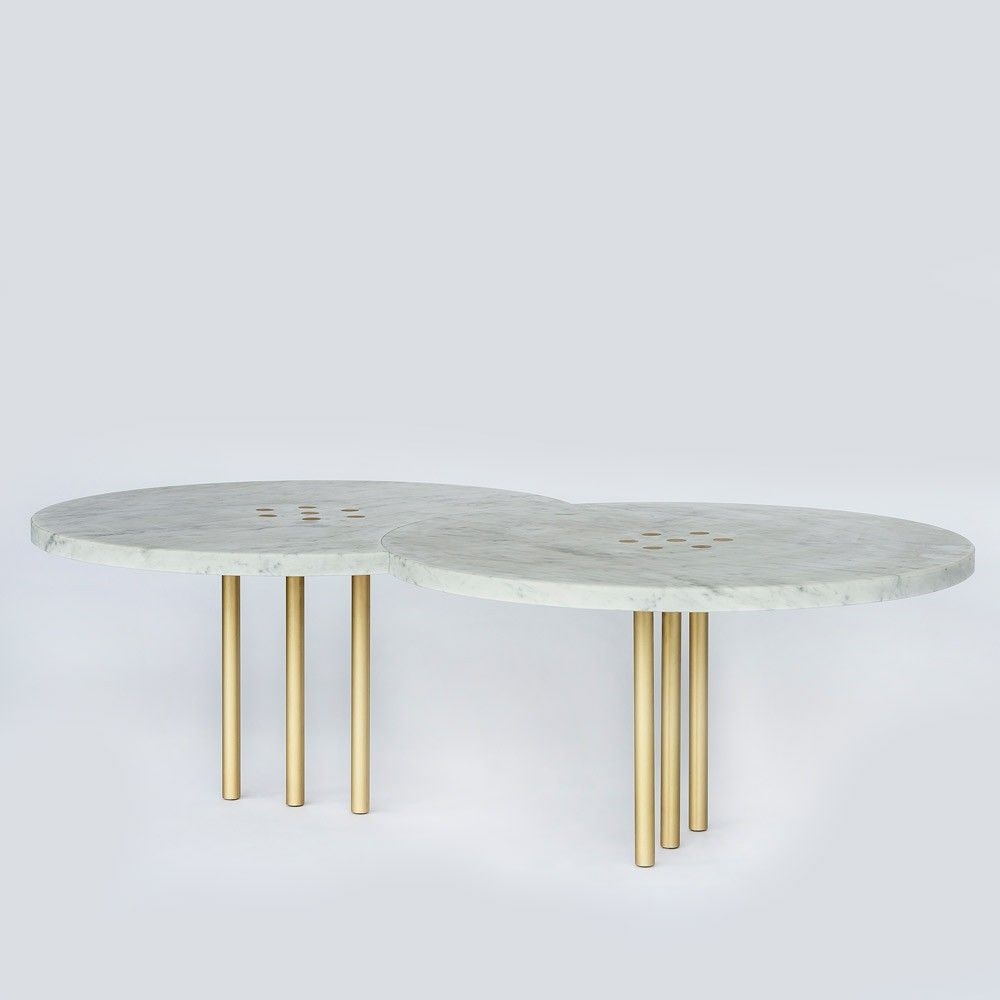 Marble Coffee Table Furniture Village: Eclipse Points Coffee Table