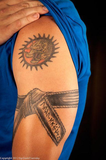 _MG_3102 Tattoos Black Belt.jpg | Tattoos, Karate tattoos, Bjj tattoo
