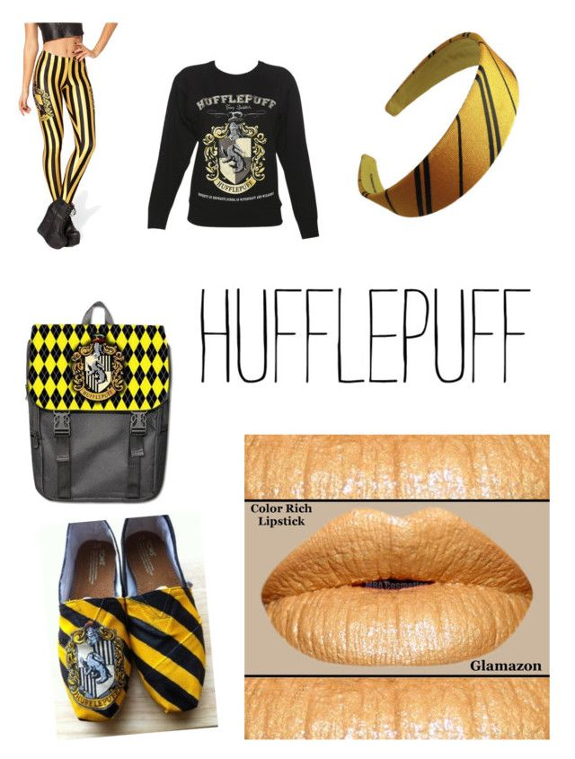 """Hufflepuff common room"" by dance-972 ❤ liked on Polyvore"