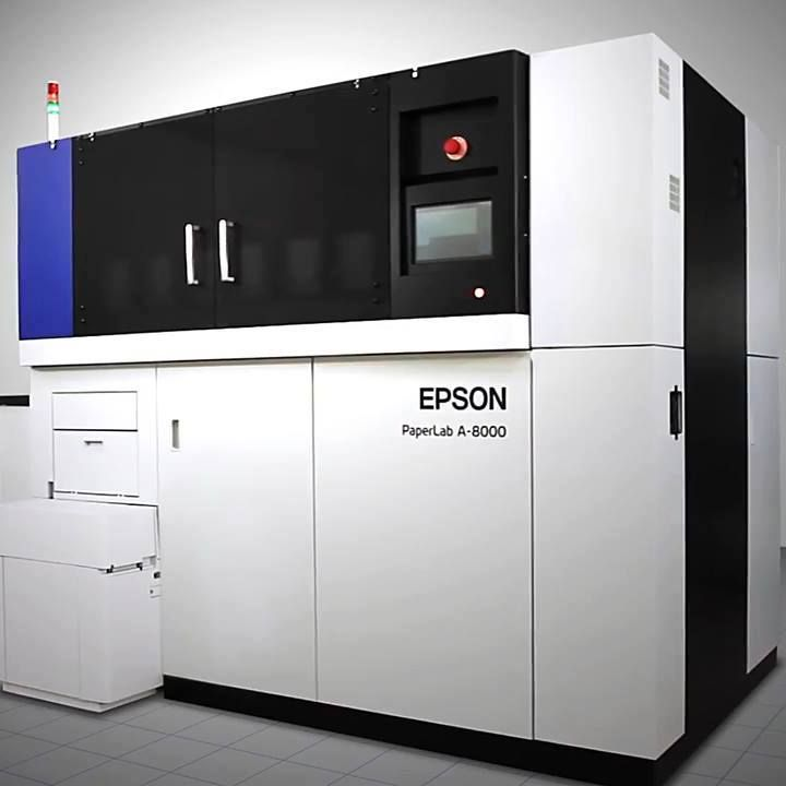 Epson PaperLab Paper Recycling Machine #peoplebazar ...