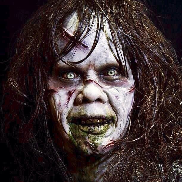 Scariest Picture Ever The Exorcist......