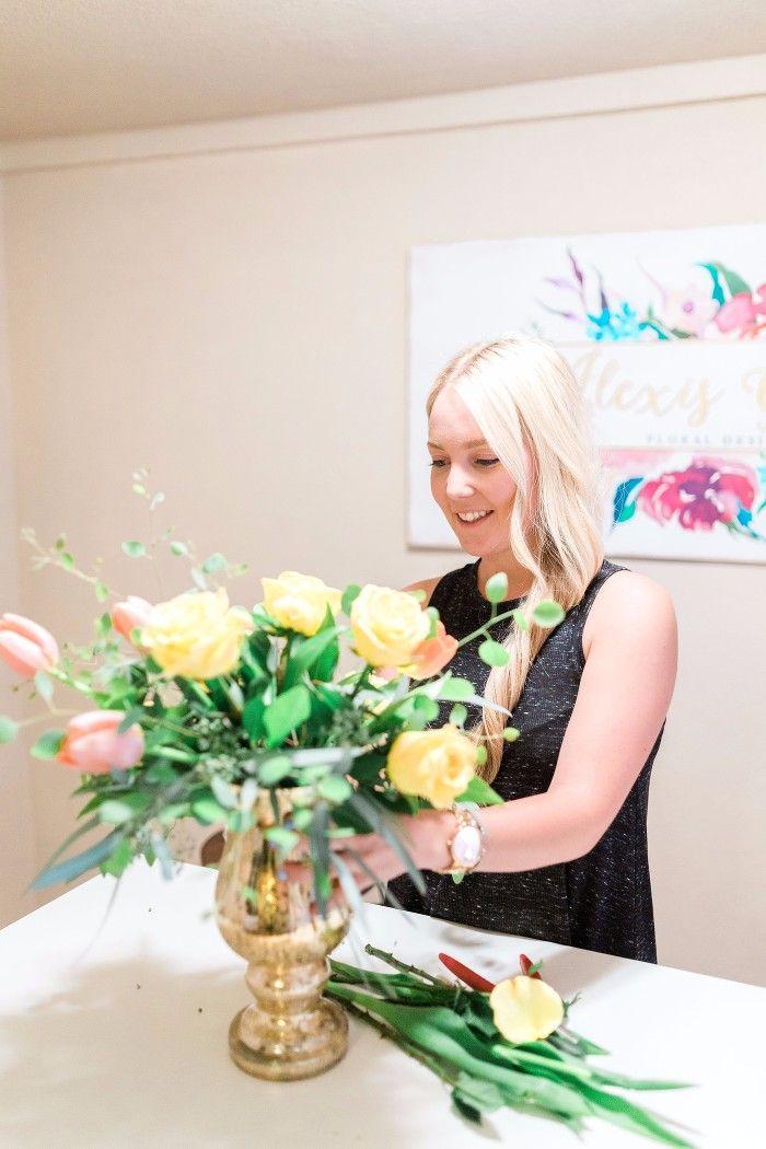 Alexis Grace Florals Tucson Arizona Wedding Florist Wedding Bouquet