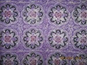 Motif Batik Banten Sederhana - Batik Indonesia