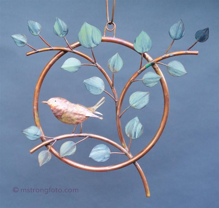 Superb Hanging Garden Art #38
