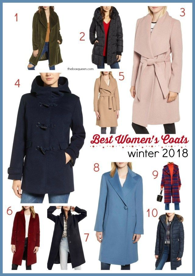 new & pre-owned designer super cheap hot product BEST WOMEN'S WINTER COATS 2018 | Winter Style | Winter coats ...
