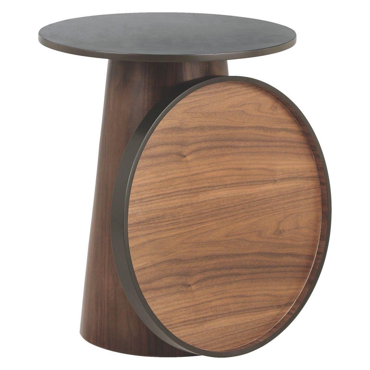 Brodi Walnut Side Table Buy Now At Habitat Uk Walnut Side Tables Side Table Table