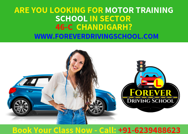 Are You looking for Motor Training School in Sector 46c