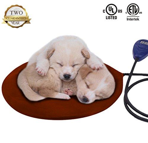 Warmstore Pet Heating Pad Heated Dog Beds Warmer Cat