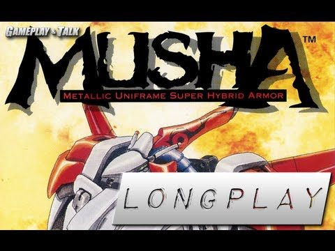 Longplay W Commentary M U S H A Sega Genesis Sega Genesis Sega Genesis