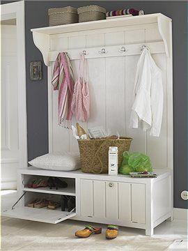 Garderobe Mit Schuhschrank Einrichtung Garderobe Schuhschrank