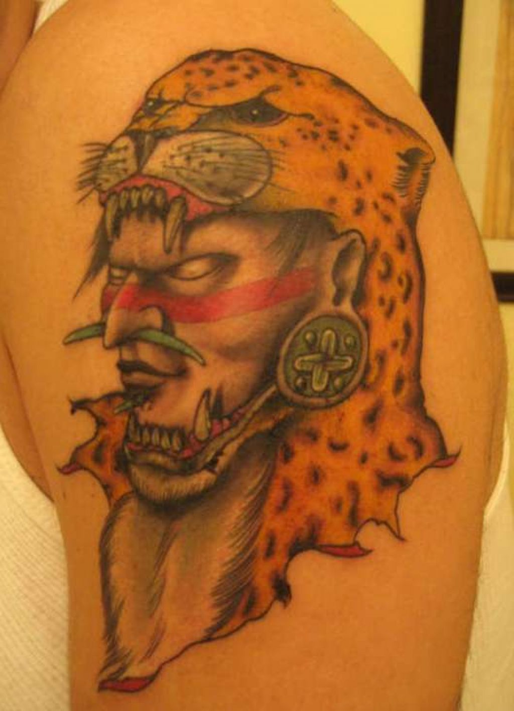 16++ Astonishing Aztec jaguar warrior tattoo ideas