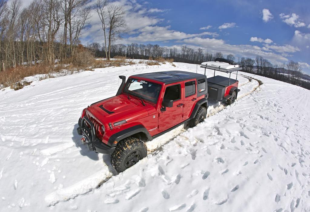 2012 Rubicon Trailering Capabilities Jeep Wrangler Forum