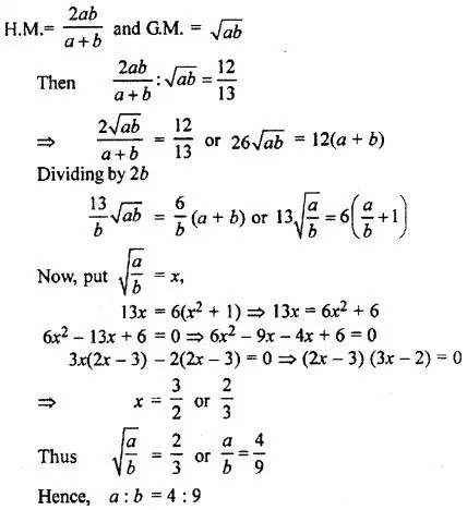 Rbse Solutions For Class 11 Maths Chapter 8 Sequence Progression And Series Ex 8 8 Https Www Rbsesolutions Com Class 11 Maths Math Class 12 Maths Solutions