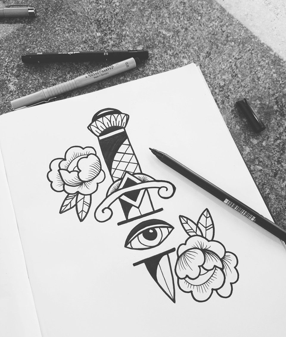 Pin On Tattoo Drawing Ideas Sketches Design Illustrations