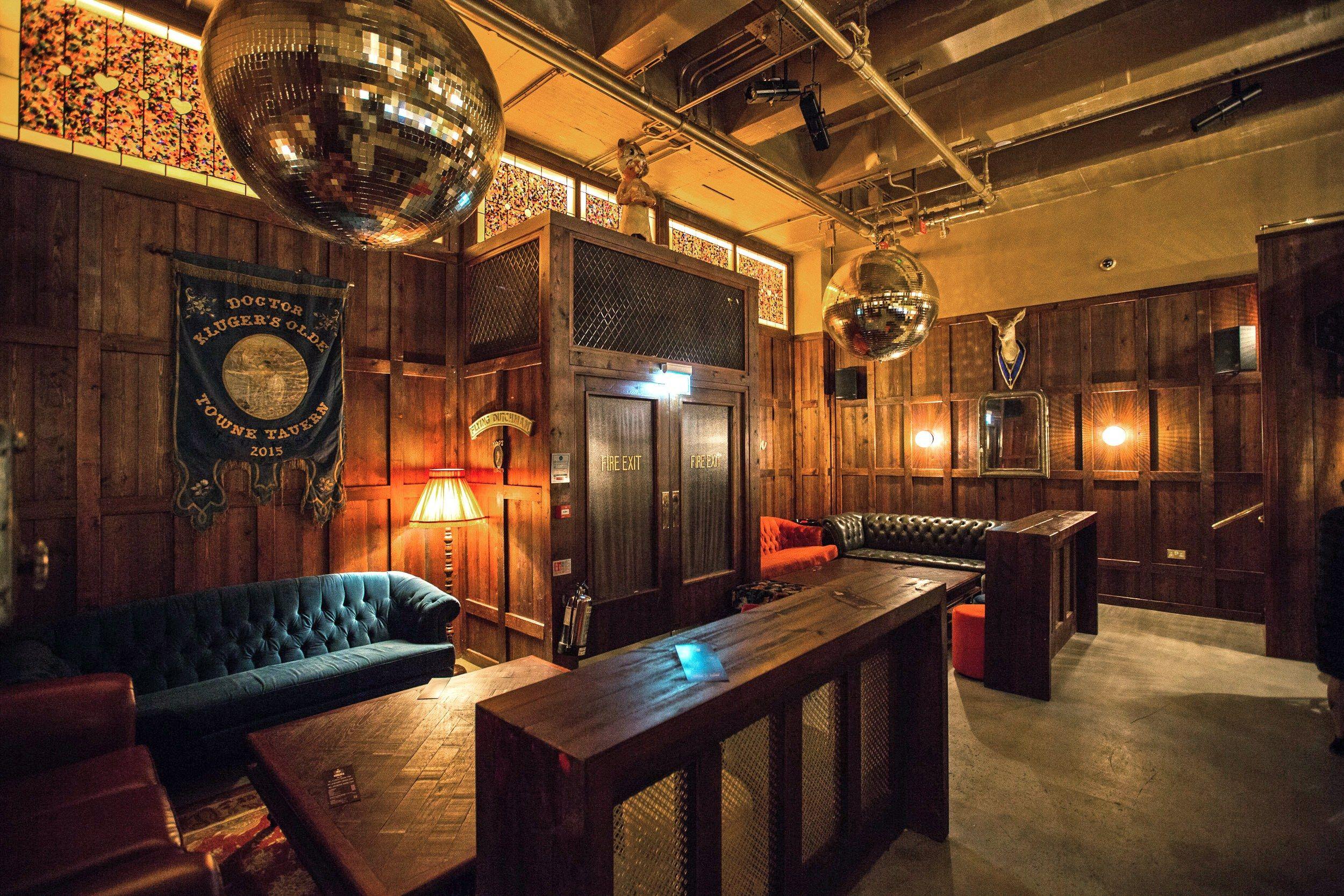 10 Secret Cocktail Bars In London - Architectural Digest