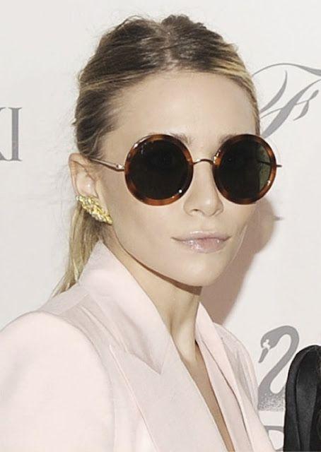 The Row For Linda Farrow Sunglasses Trendies Linda