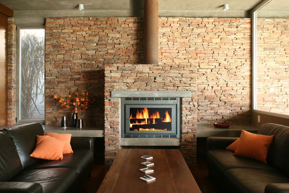 Calefactor a le a insertable google search fireplaces for Hogares a gas rusticos