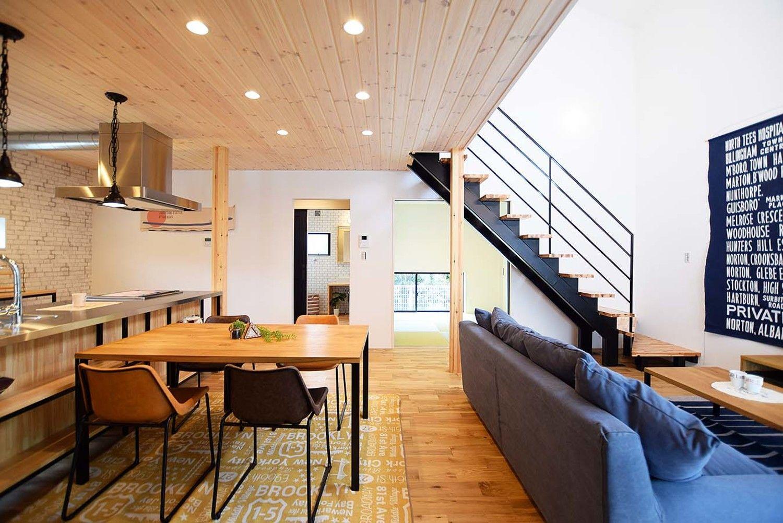 Lietoスタイル 宮崎で注文住宅を建てる東洋ホームの写真集 注文住宅 住宅 家の名前