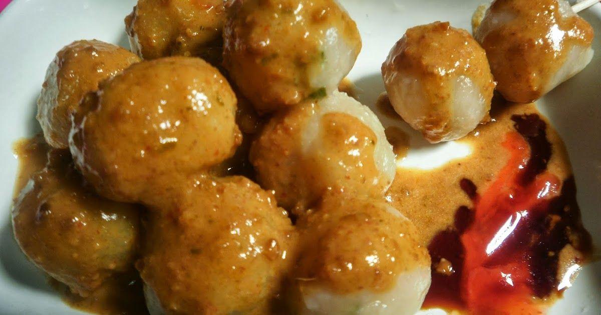 Cara Bikin Cilok Resep Makanan Makanan Resep