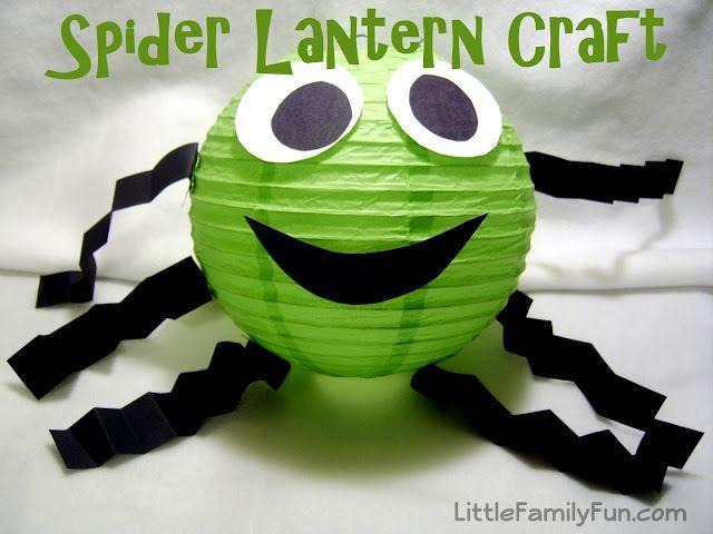 halloween spider lantern - Google 搜尋