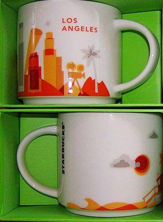 Starbucks tasse los angeles