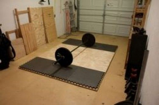 How to build a crossfit home gym pinterest