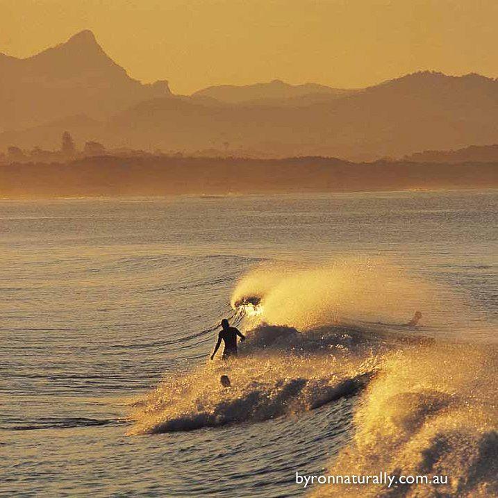 Sunset in Byron Bay - Australia